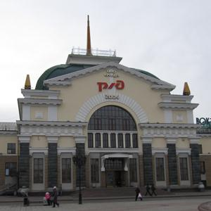 Железнодорожные вокзалы Кулебак