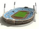 ГБУ ФОК в г. Кулебаки Нижегородской области - иконка «стадион» в Кулебаках